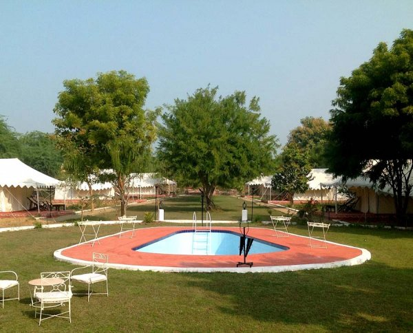 Bhadrawati Safari Lodge, Rajasthan