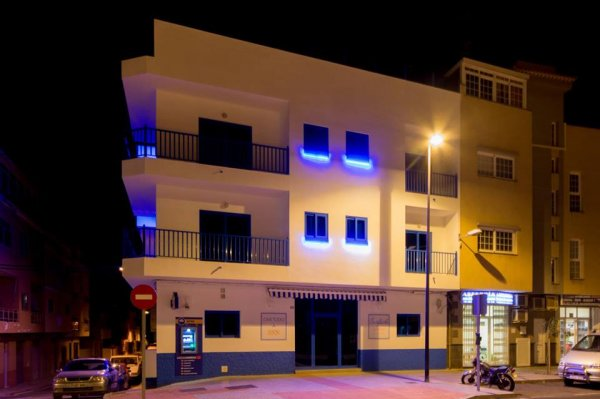 Riva Guest House los abrigos , Tenerife Island