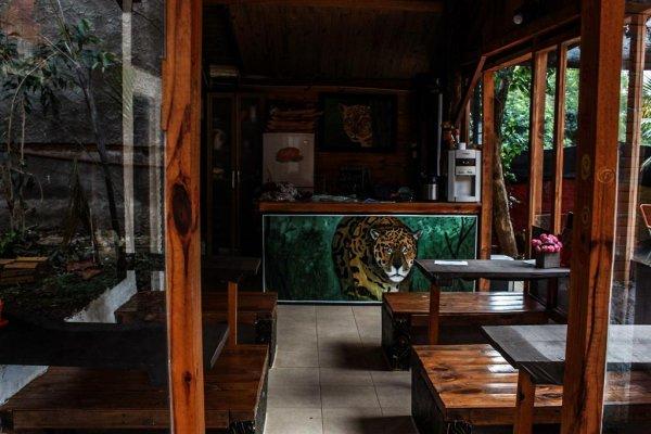 Krieger Haus, Puerto Iguazu