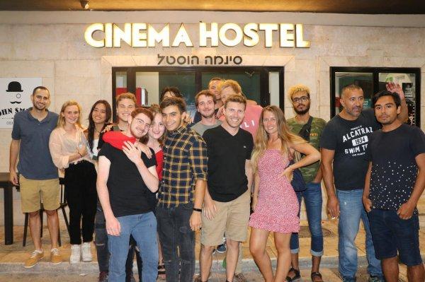 Cinema Hostel Jerusalem, Jerusalem
