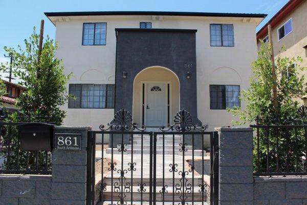 8th & ardmore , Los Andželas