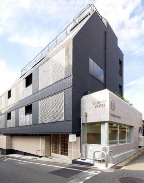 Tsukimi Hotel, 京都