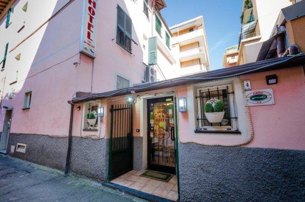 Hotel San Desiderio, Rapallo