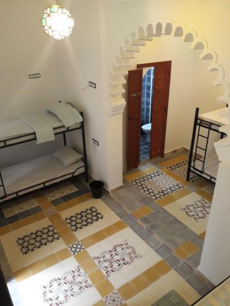 The Riad Hostel Tangier , Tangier
