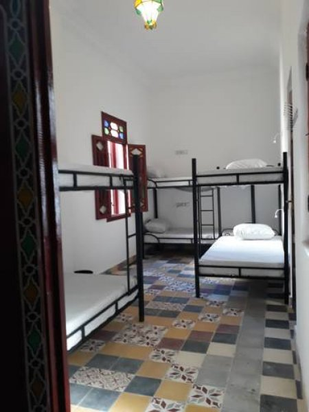 The Riad Hostel Tangier , Tanca