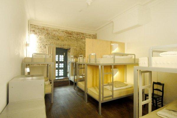 Hostel Uppelink, Γάνδη