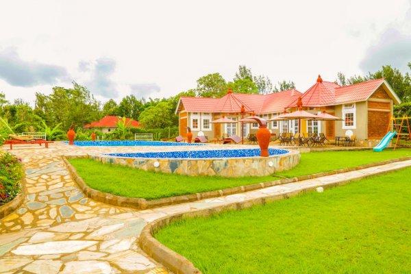 Masailand Safari & Lodge, Αρούσα