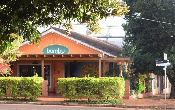 Hostel Bambú, Puerto Iguazu