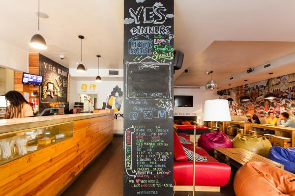 Yes Lisbon Hostel, Lisszabon