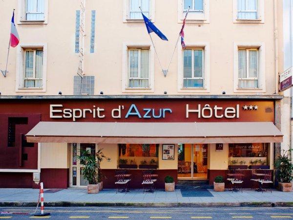 Esprit d'Azur, नाइस