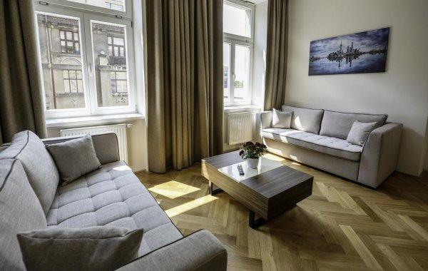 Letna Garden Suites, Praga