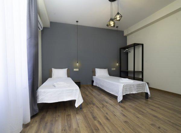Silent Hill Hotel, Tiflis