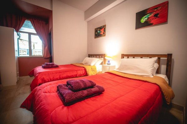 Oshovia Hostel, Ushuaia