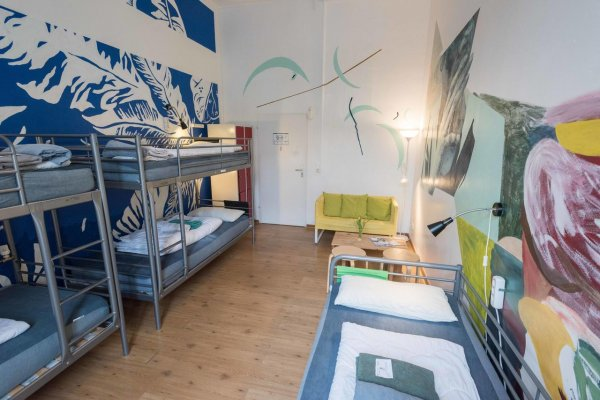Kiez Hostel Berlin, Berlino