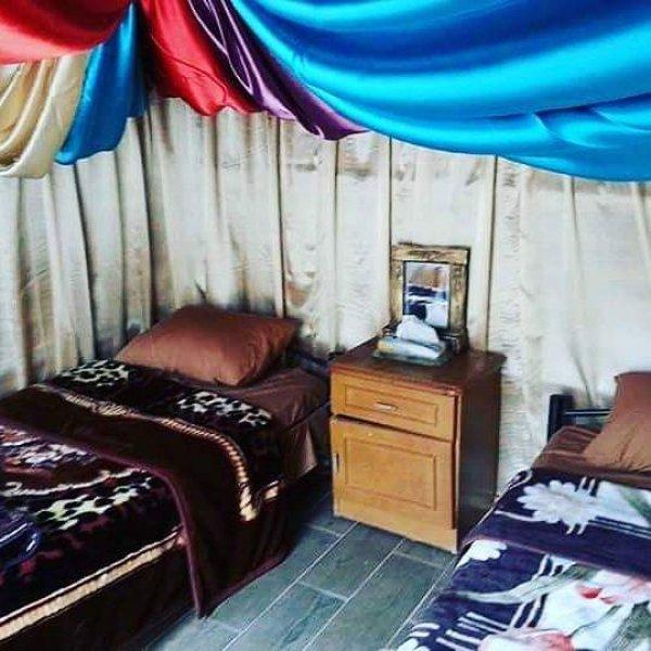 Petra Sand Mars camp , पेट्रा