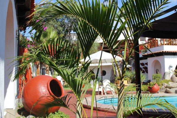 Hotel Don Agucho, Nazca