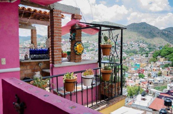 Hostal Casa de Dante, Гуанажуато