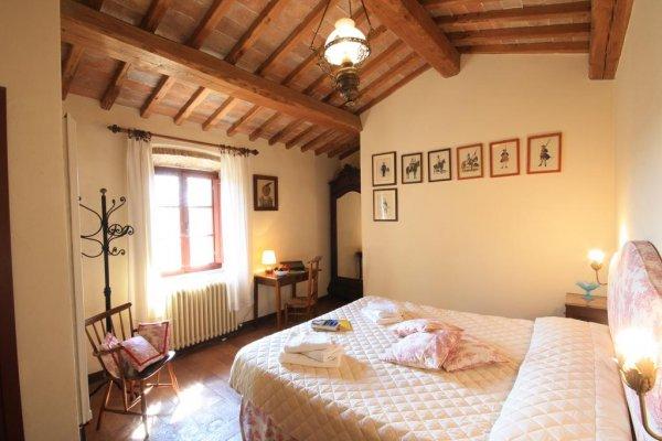 Le Muricce, Siena