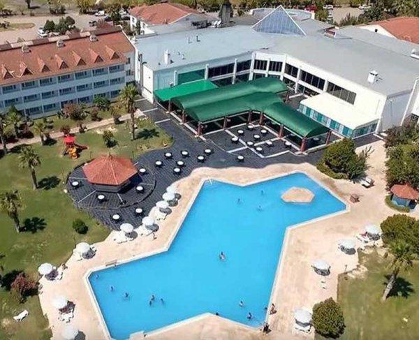 Vista Wellness Spa, Pamukkale