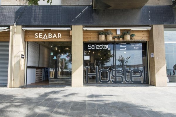 Safestay Barcelona Sea, Barcellona