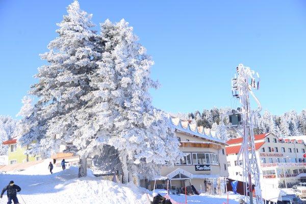 Uludag Kar Otel, Bursa