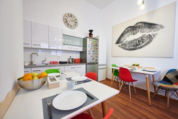 Secret boutique hostel, Brasovas