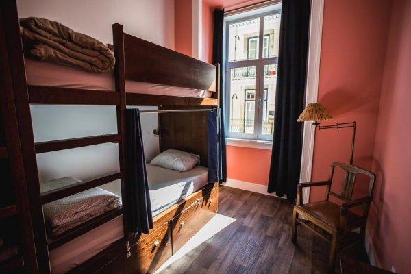 Home Lisbon Hostel, Lissabon