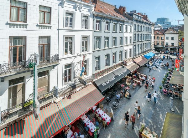 Safestay Brussels , Brussels