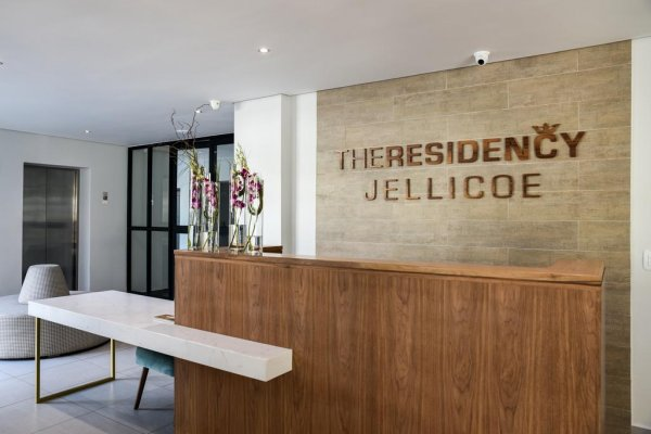THE RESIDENCY JELLICOE, 約翰尼斯堡