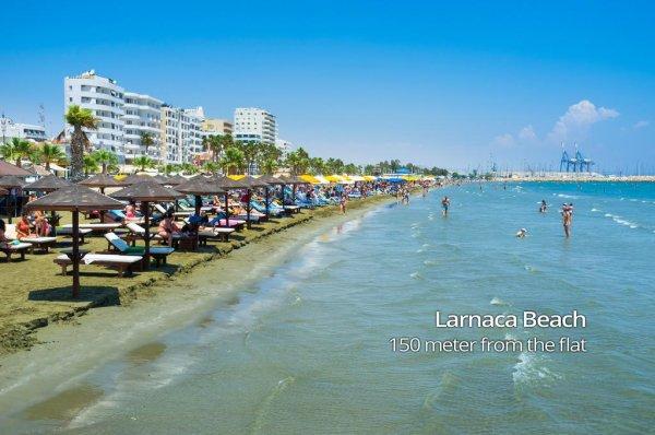 Lia's Finest Seaview Paradise, Larnaca
