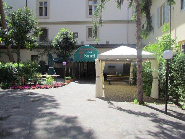 Hostel 7 Santi, Firenze