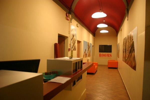 Hostel 7 Santi, Floransa