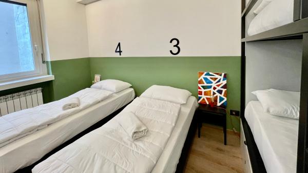 Hotello, Trieste