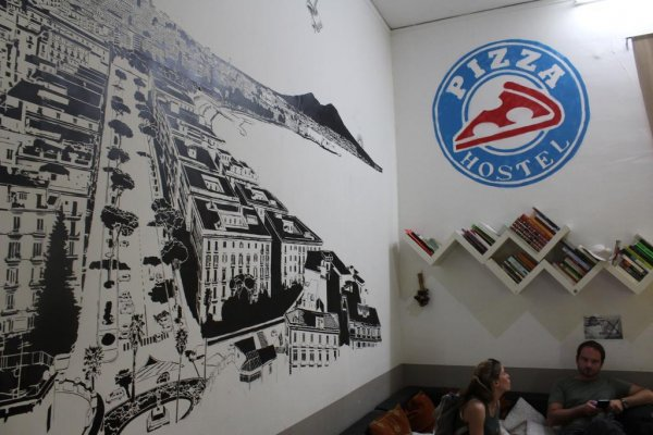 Pizza Hostel, Naples