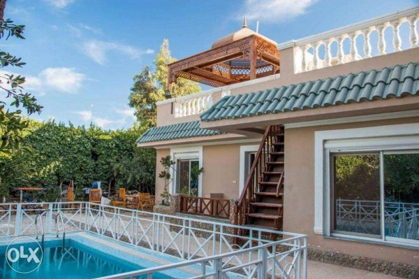 Villa Rayan, Hurghada