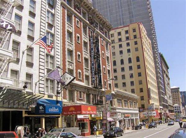 Union Square Plaza Hotel, San Francisco