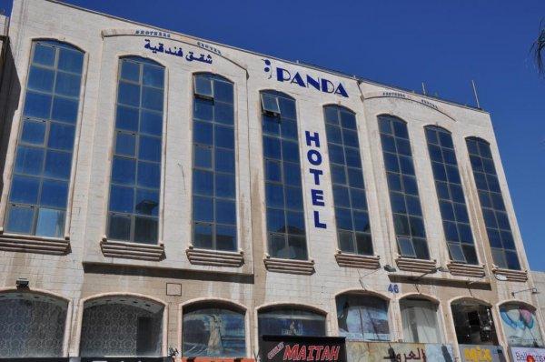 Panda Hotel, Amman