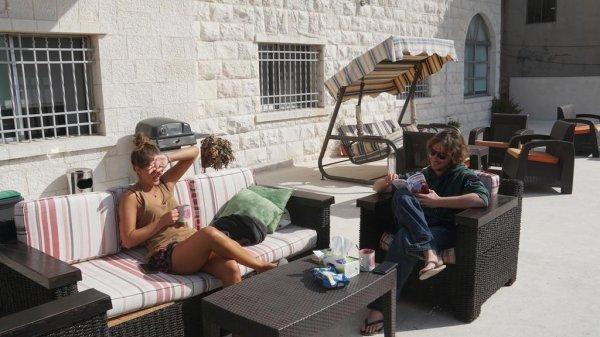 Carob Hostel, Amman