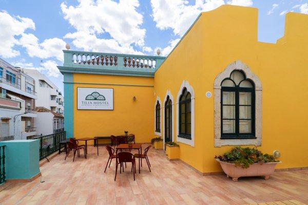 Tilia Hostel, Faro