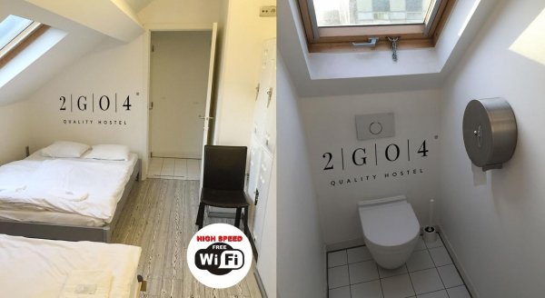 2GO4 Quality Hostel, Brussels