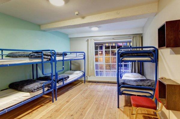 Isaacs Hostel Dublin, Dublin