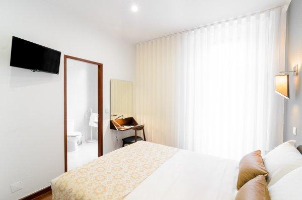 Hotel Portuense, Lisabona