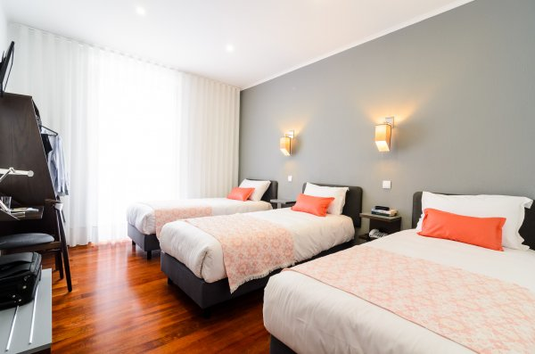 Hotel Portuense, Лисабон