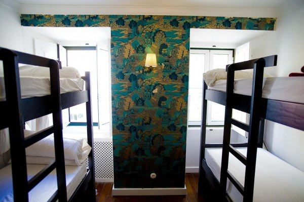 Oasis Backpackers Hostel Lisbon, 리스본