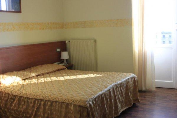 Hotel Bellevue, Γένοβα