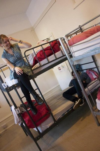 Dover Castle Hostel, London