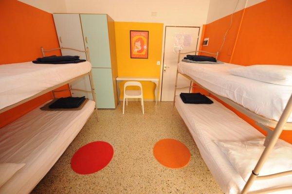 Sunflower Beach Backpacker Hostel, Rimini