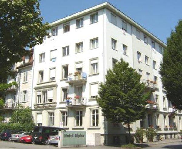 Hotel Alpha, Lucerne