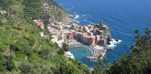 Camping LA SFINGE, Cinque Terre