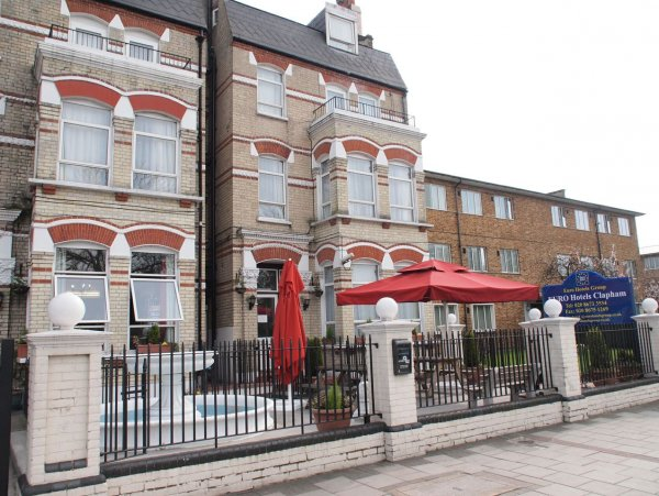Clapham South Dudley Hotel, 런던